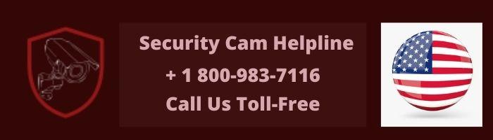 Security Cam Helpline